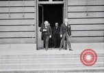 Image of Lloyd George Versailles France, 1919, second 7 stock footage video 65675029031