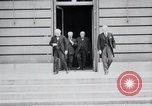 Image of Lloyd George Versailles France, 1919, second 8 stock footage video 65675029031