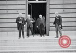 Image of Lloyd George Versailles France, 1919, second 10 stock footage video 65675029031