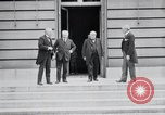 Image of Lloyd George Versailles France, 1919, second 11 stock footage video 65675029031