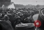 Image of dignitaries leave Versailles France, 1919, second 1 stock footage video 65675029032
