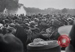 Image of dignitaries leave Versailles France, 1919, second 2 stock footage video 65675029032