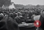 Image of dignitaries leave Versailles France, 1919, second 3 stock footage video 65675029032