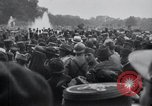 Image of dignitaries leave Versailles France, 1919, second 4 stock footage video 65675029032