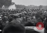 Image of dignitaries leave Versailles France, 1919, second 7 stock footage video 65675029032