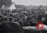 Image of dignitaries leave Versailles France, 1919, second 9 stock footage video 65675029032