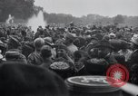 Image of dignitaries leave Versailles France, 1919, second 10 stock footage video 65675029032