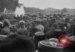 Image of dignitaries leave Versailles France, 1919, second 12 stock footage video 65675029032