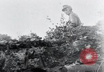 Image of destroyed town Caen France, 1944, second 7 stock footage video 65675029040