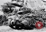 Image of destroyed town Caen France, 1944, second 11 stock footage video 65675029040