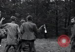 Image of released American prisoners Grasleben Germany, 1945, second 8 stock footage video 65675029045