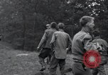 Image of released American prisoners Grasleben Germany, 1945, second 11 stock footage video 65675029045