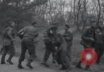Image of released American prisoners Grasleben Germany, 1945, second 2 stock footage video 65675029046