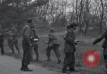 Image of released American prisoners Grasleben Germany, 1945, second 5 stock footage video 65675029046