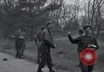 Image of released American prisoners Grasleben Germany, 1945, second 7 stock footage video 65675029046