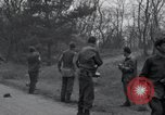 Image of released American prisoners Grasleben Germany, 1945, second 8 stock footage video 65675029046