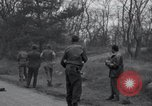 Image of released American prisoners Grasleben Germany, 1945, second 10 stock footage video 65675029046