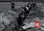 Image of burial pit Arnstadt Germany, 1945, second 11 stock footage video 65675029051