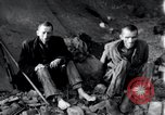 Image of emaciated prisoners Nordhausen Germany, 1945, second 1 stock footage video 65675029053