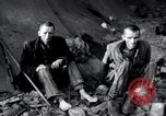 Image of emaciated prisoners Nordhausen Germany, 1945, second 2 stock footage video 65675029053