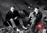 Image of emaciated prisoners Nordhausen Germany, 1945, second 4 stock footage video 65675029053