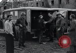 Image of US medics Nordhausen Germany, 1945, second 3 stock footage video 65675029054
