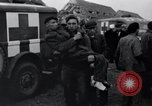 Image of US medics Nordhausen Germany, 1945, second 9 stock footage video 65675029054