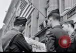 Image of news of Roosevelt's death London England United Kingdom, 1945, second 3 stock footage video 65675029055