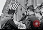 Image of news of Roosevelt's death London England United Kingdom, 1945, second 4 stock footage video 65675029055