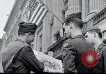 Image of news of Roosevelt's death London England United Kingdom, 1945, second 6 stock footage video 65675029055