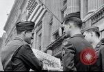 Image of news of Roosevelt's death London England United Kingdom, 1945, second 7 stock footage video 65675029055
