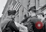 Image of news of Roosevelt's death London England United Kingdom, 1945, second 9 stock footage video 65675029055