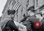 Image of news of Roosevelt's death London England United Kingdom, 1945, second 10 stock footage video 65675029055