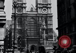 Image of Westminster Abbey London England United Kingdom, 1945, second 3 stock footage video 65675029056