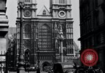 Image of Westminster Abbey London England United Kingdom, 1945, second 5 stock footage video 65675029056