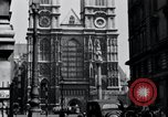 Image of Westminster Abbey London England United Kingdom, 1945, second 6 stock footage video 65675029056