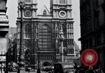 Image of Westminster Abbey London England United Kingdom, 1945, second 7 stock footage video 65675029056