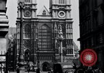 Image of Westminster Abbey London England United Kingdom, 1945, second 9 stock footage video 65675029056