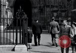 Image of Westminster Abbey London England United Kingdom, 1945, second 10 stock footage video 65675029056