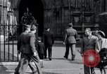 Image of Westminster Abbey London England United Kingdom, 1945, second 11 stock footage video 65675029056
