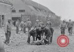 Image of concentration camp victims Nordhausen Germany, 1945, second 1 stock footage video 65675029057