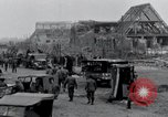 Image of Nordhausen conentration camp victims Nordhausen Germany, 1945, second 9 stock footage video 65675029058