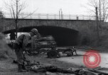 Image of murdered American soldiers Hilden Germany, 1945, second 5 stock footage video 65675029061