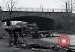 Image of Fallen American soldiers Hilden Germany, 1945, second 7 stock footage video 65675029061