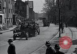 Image of United States Army convoy Tambach Germany, 1945, second 3 stock footage video 65675029072