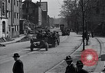 Image of United States Army convoy Tambach Germany, 1945, second 4 stock footage video 65675029072