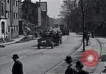 Image of United States Army convoy Tambach Germany, 1945, second 5 stock footage video 65675029072
