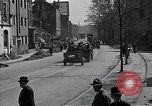 Image of United States Army convoy Tambach Germany, 1945, second 6 stock footage video 65675029072