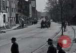Image of United States Army convoy Tambach Germany, 1945, second 9 stock footage video 65675029072