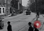 Image of United States Army convoy Tambach Germany, 1945, second 11 stock footage video 65675029072